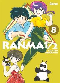 Ranma 1-2 : édition originale. Volume 8
