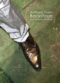 Backstage : festival Django Reinhardt