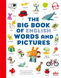 The big book of English words and pictures