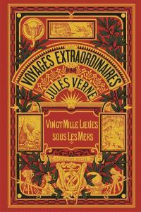 Les voyages extraordinaires. Volume 1, Vingt mille lieues sous les mers