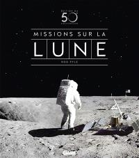 Missions sur la Lune