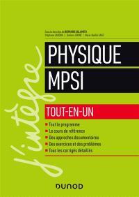 Physique MPSI : tout-en-un