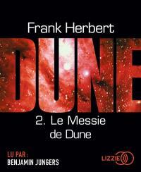 Le cycle de Dune. Volume 2, Le messie de Dune