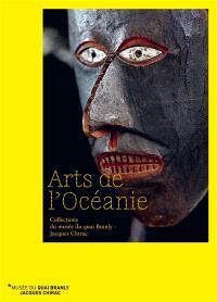 Arts de l'Océanie : collections du Musée du quai Branly-Jacques Chirac