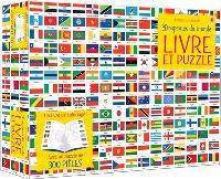 Drapeaux du monde : livre et puzzle