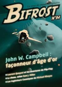Bifrost. n° 94, John W. Campbell : façonneur d'âge d'or