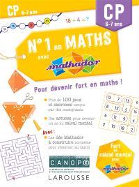 N°1 en maths avec Mathador CP, 6-7 ans