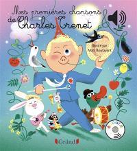Mes premières chansons de Charles Trenet