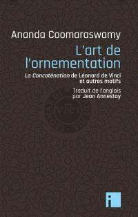 L'art de l'ornementation : la concaténation de Léonard de Vinci et autres motifs