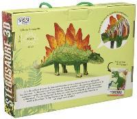 Le stégosaure 3D : l'ère des dinosaures