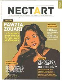 Nectart : culture, société, idées, numérique. n° 8, Jeu vidéo : de l'art ou du cochon ?