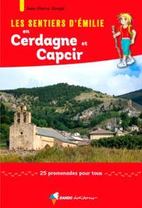 Les sentiers d'Emilie en Cerdagne et Capcir : 25 promenades pour tous