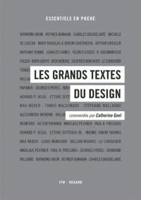 Les grands textes du design