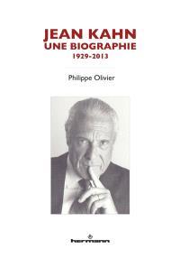 Jean Kahn, une biographie : 1929-2013