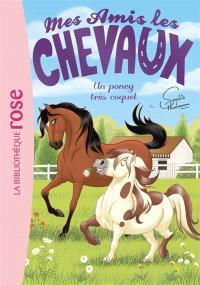 Mes amis les chevaux. Volume 26, Un poney très coquet