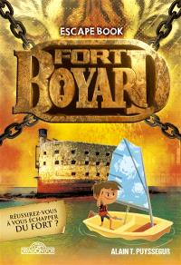 Fort Boyard : escape book