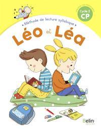 Léo et Léa : méthode de lecture syllabique CP, cycle 2