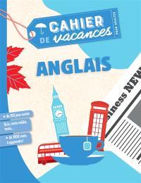 Anglais : cahier de vacances pour adultes