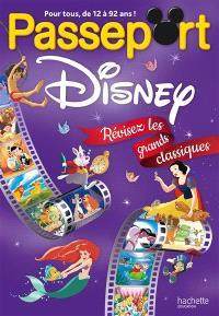 Passeport adultes, Disney : révisez les grands classiques