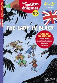 The lady in black : 4e et 3e, 13-15 ans