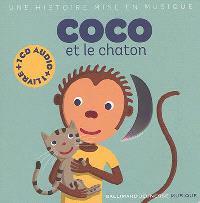 Coco et le chaton : une histoire mise en musique