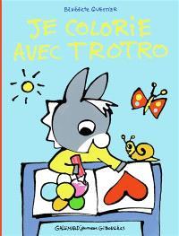 Je colorie avec Trotro