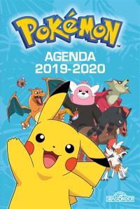 Pokémon : agenda 2019-2020