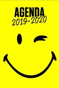 Smiley world : agenda 2019-2020