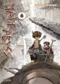 Made in abyss. Volume 6