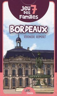 Jeu des 7 familles : Bordeaux