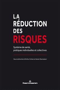 La réduction des risques : système de santé, pratiques individuelles et collectives
