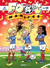Les foot-maniacs. Volume 17