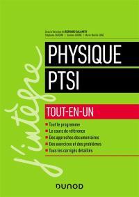 Physique PTSI : tout-en-un