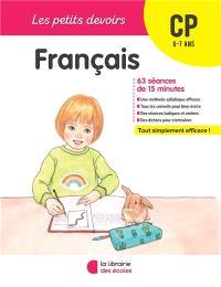 Français CP, 6-7 ans : 63 séances de 15 minutes