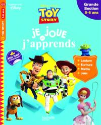 Toy story : je joue et j'apprends : grande section, 5-6 ans