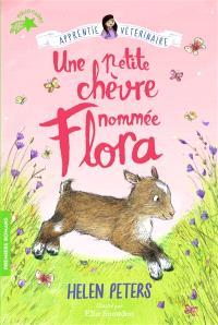Apprentie vétérinaire. Volume 5, Une petite chèvre nommée Flora