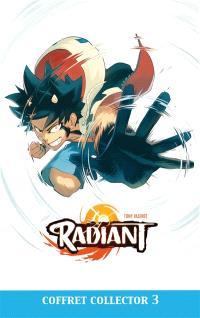 Fourreau Radiant : tomes 9 à 12