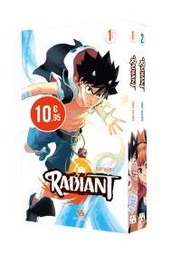 Radiant : starter pack, tomes 1 à 2