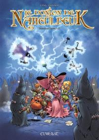 Le donjon de Naheulbeuk : intégrale. Volume 3, Tomes 7 à 9