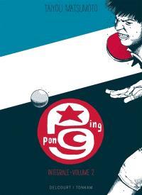 Ping-pong : intégrale. Volume 2