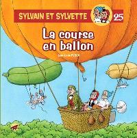 Sylvain et Sylvette. Volume 25, La course en ballon