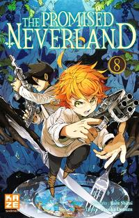 The promised neverland. Volume 8