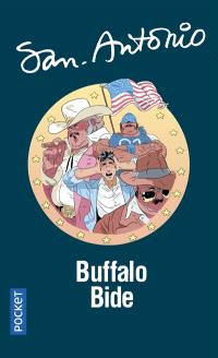 San-Antonio. Volume 146, Buffalo bide