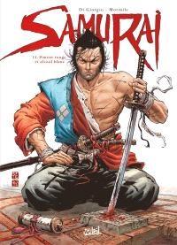 Samurai. Volume 13, Piment rouge et alcool blanc