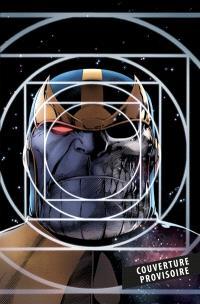 Thanos, Le conflit de l'infini