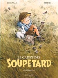 Le cadet des Soupetard : l'intégrale. Volume 1