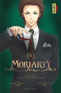 Moriarty. Volume 5