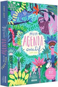 Mon agenda créatif : 2019-2020