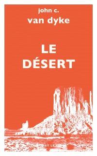 Le désert : nouvelles études sur l'apparence de la nature