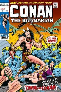 Conan le barbare : l'intégrale, 1970-1971